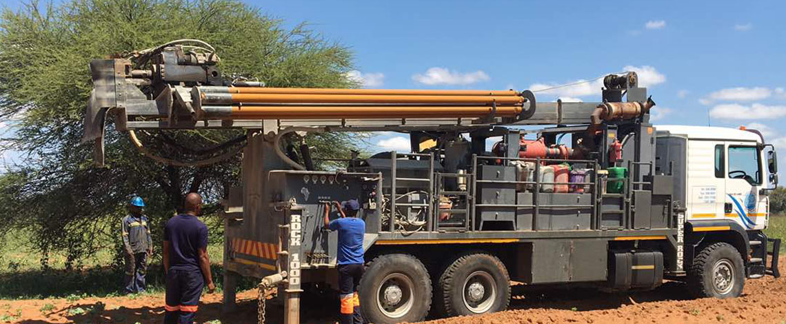 Tlou drilling | Pipe Jacking